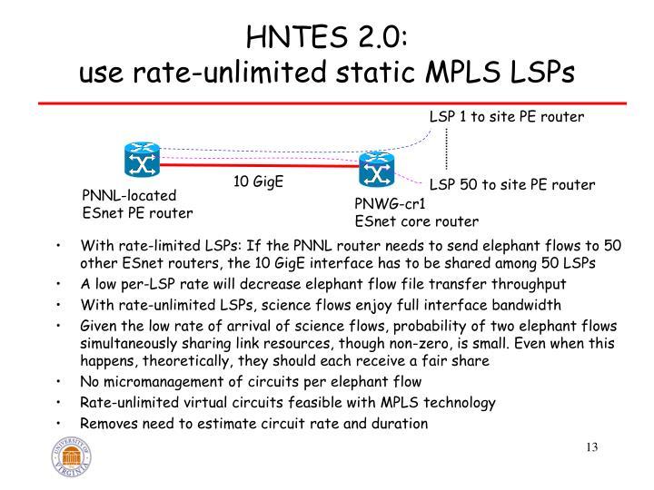 HNTES 2.0: