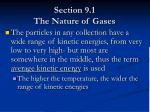 section 9 1 the nature of gases13