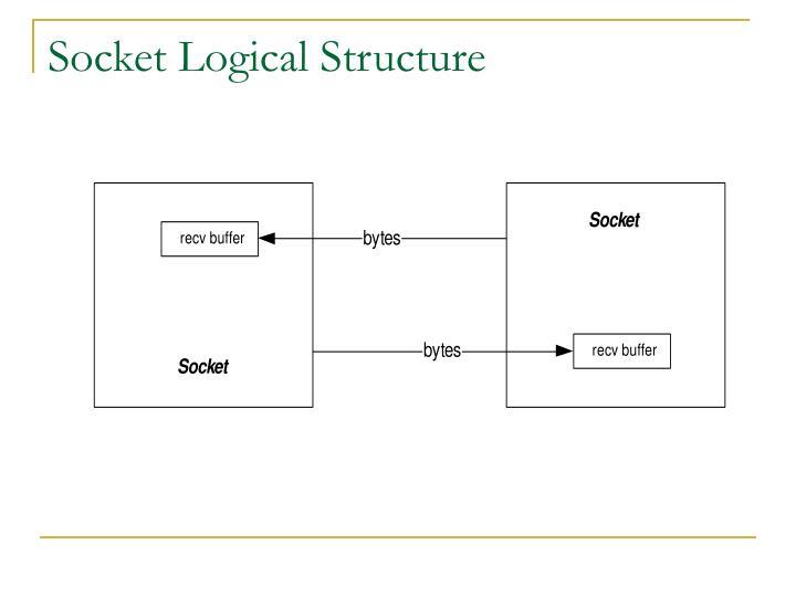 Socket Logical Structure