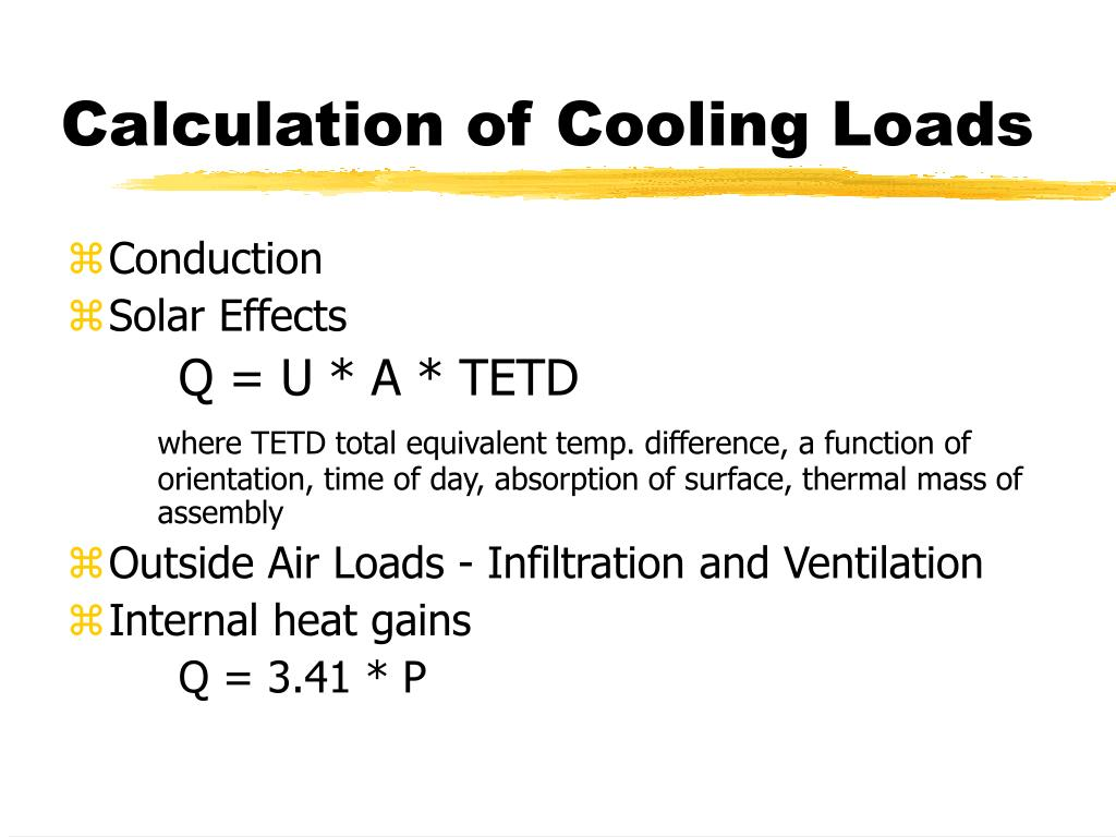 PPT - Energy Transport in HVAC Systems PowerPoint Presentation - ID