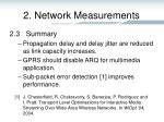 2 network measurements6