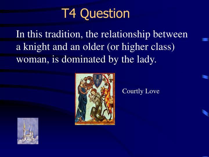 T4 Question