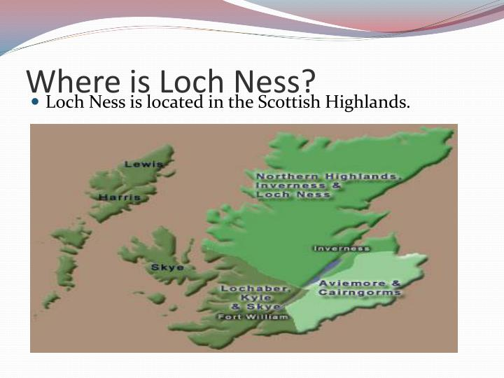 Where is loch ness