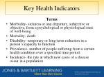 key health indicators1