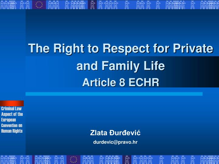 article 2 of the echr Taking life and liberty seriously: reconsidering criminal liability under article 2 of the echr authors natasa mavronicola search for more papers by this author i.