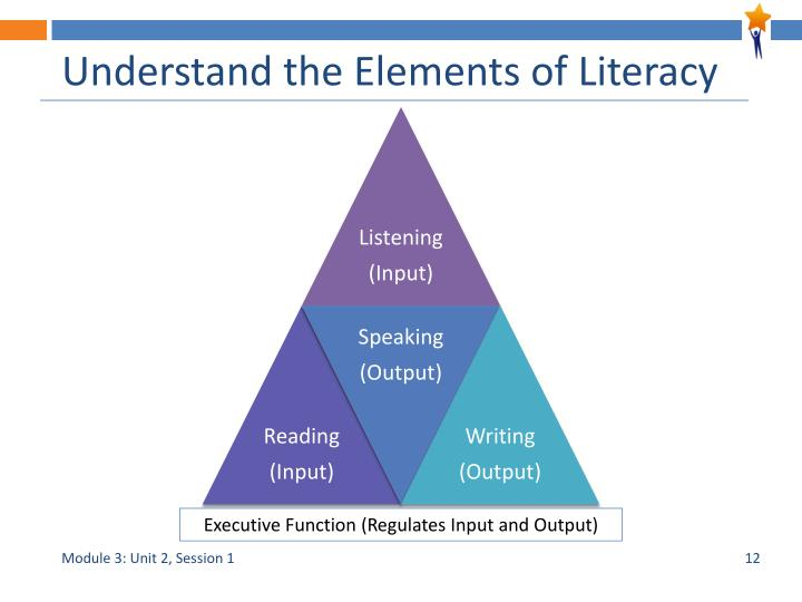 Understand the Elements of Literacy