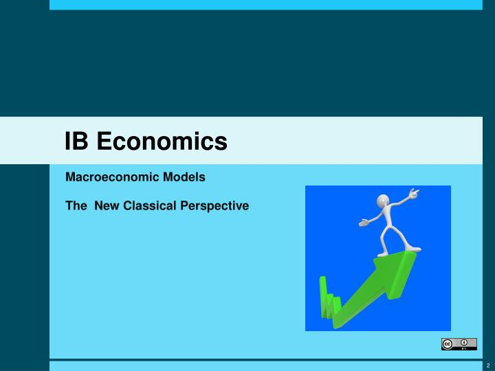 a macroeconomic perspective of the economy The clep principles of macroeconomics exam covers material that is usually taught in a one-semester the macro economy today and the micro economy today.