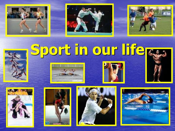 important of sportsman