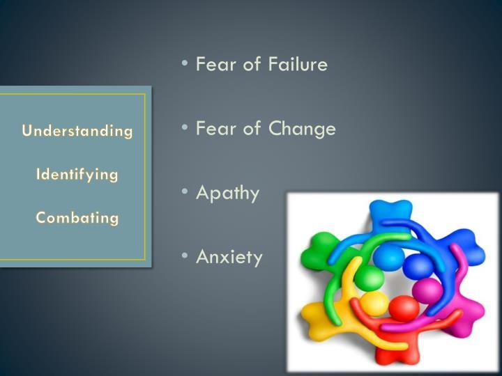 Understanding identifying combating