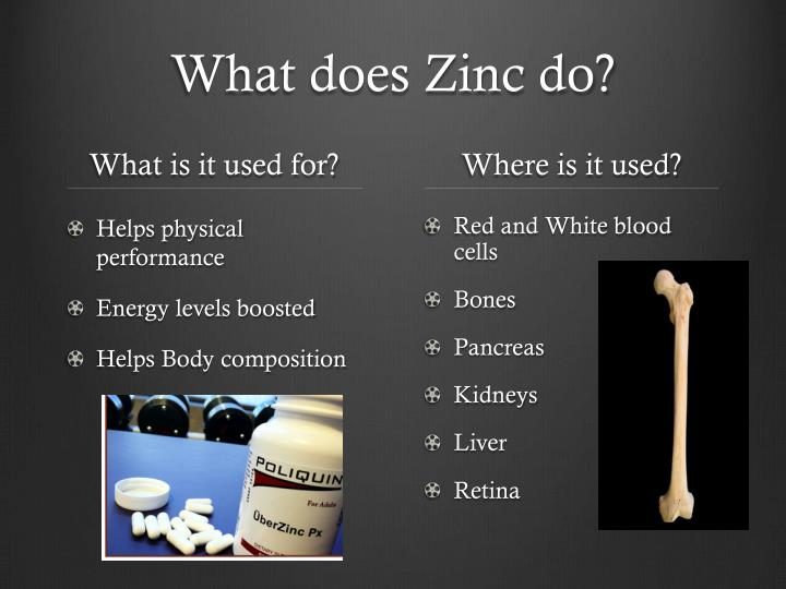 PPT - Zinc In the Human Body PowerPoint Presentation - ID