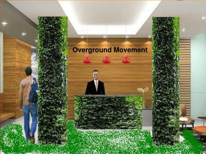 Overground Movement