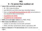 iaq 4 7x worse than outdoor air