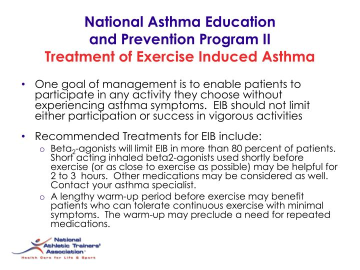 National Asthma Education