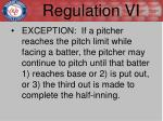 regulation vi3