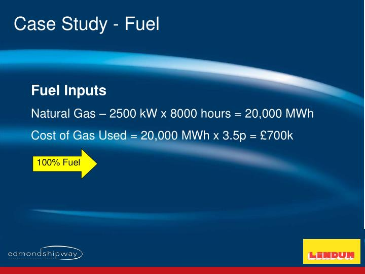 Case Study - Fuel