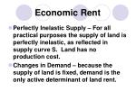 economic rent1