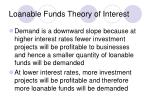 loanable funds theory of interest2