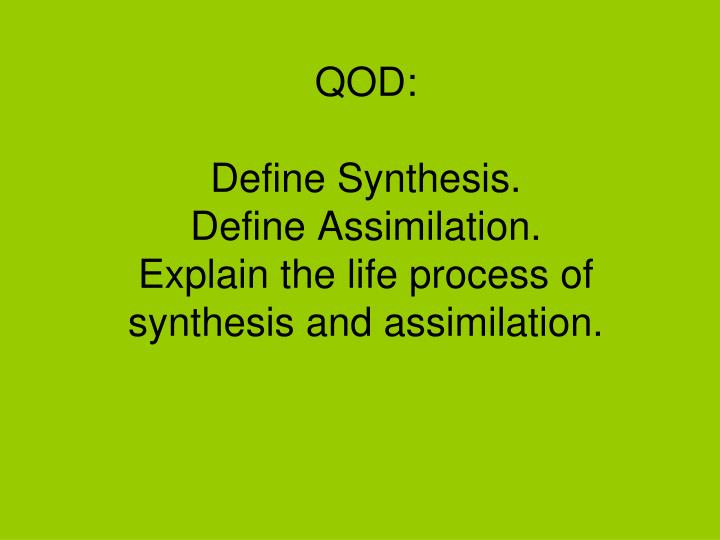define synthesises Define synthesised synthesised synonyms, synthesised pronunciation synthesises synthesises synthesises synthesising.
