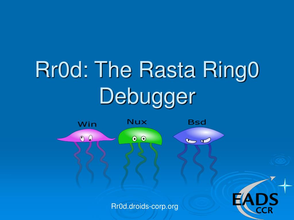 ring0 debugger
