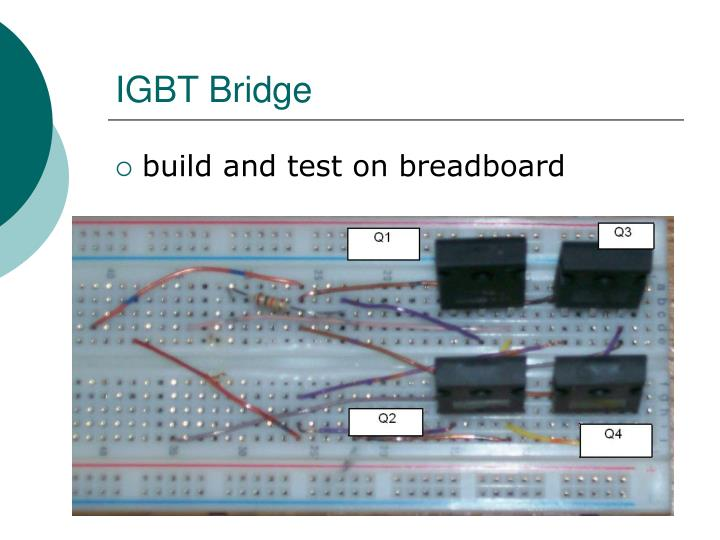 IGBT Bridge