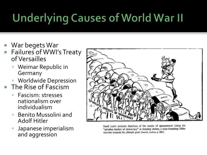 Underlying Causes of World War II