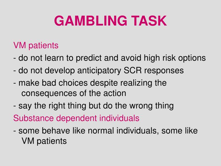 gambling is it right or wrong essay A natural way to see if an act is the right thing to do (or the wrong thing to do) is to look at its results, or consequences utilitarianism argues that, given a set of choices, the act we should choose is that which produces the best results for the greatest number affected by that choice (mosser, 2010, p 17.