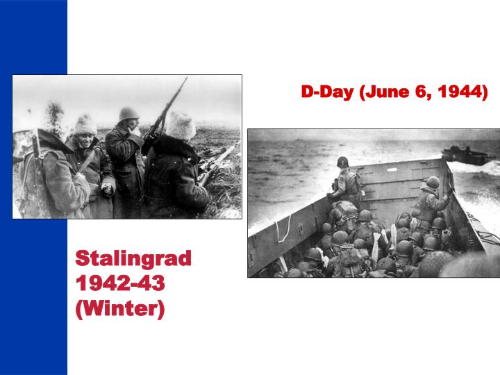 Stalingrad 1942-43 (Winter)