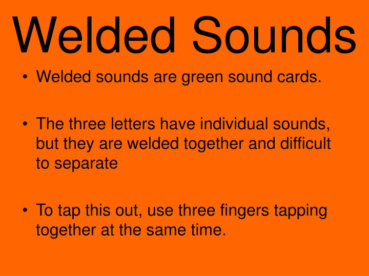 Welded Sounds