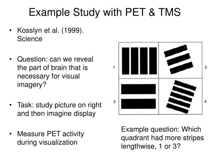 Kosslyn et al. (1999). Science