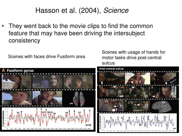 Hasson et al. (2004),