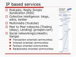 ip based services1