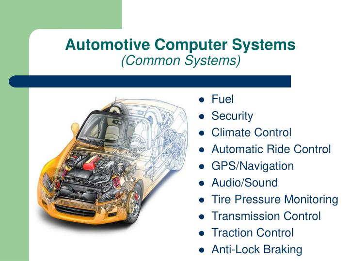 automotive computer controllerd systems Energy in magnetic systems – field energy, coenergy and mechanical force – singly and multiply excited systems unit iv basic concepts in rotating machines generated voltages in ac and dc machines, mmf of distributed windings – magnetic fields in rotating machines – rotating mmf waves – torque in ac and dc machines.