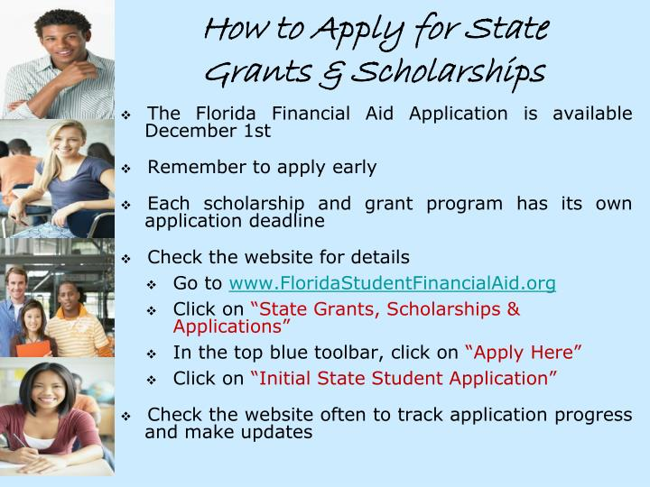 How to Apply for State