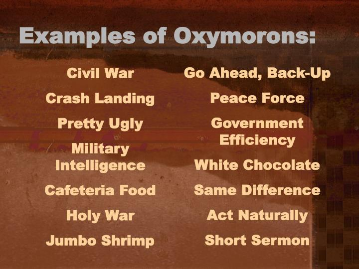 ppt oxymoronic faith powerpoint presentation id 2749344