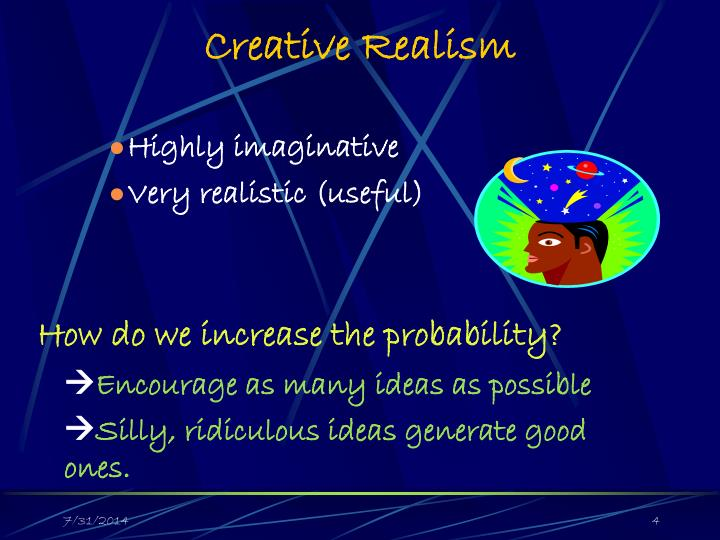 Creative Realism