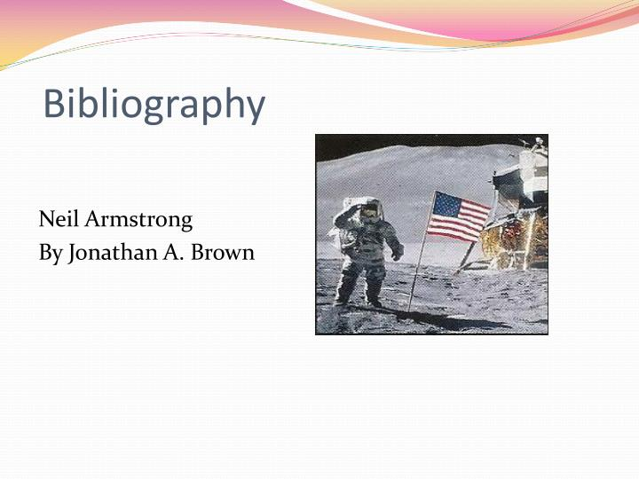 bibliography on neil armstrong - photo #29