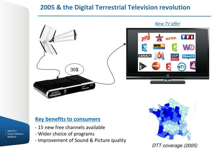 2005 the digital terrestrial television revolution