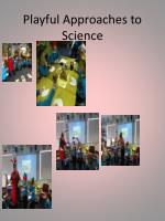 playful approaches to science