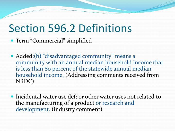 Section 596.2 Definitions