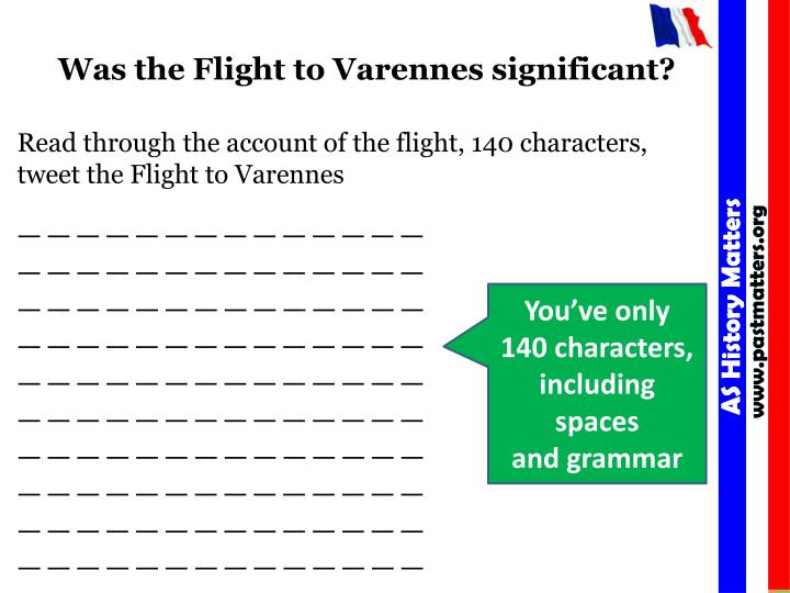 Was the Flight to Varennes significant?