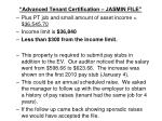 advanced tenant certification jasmin file1