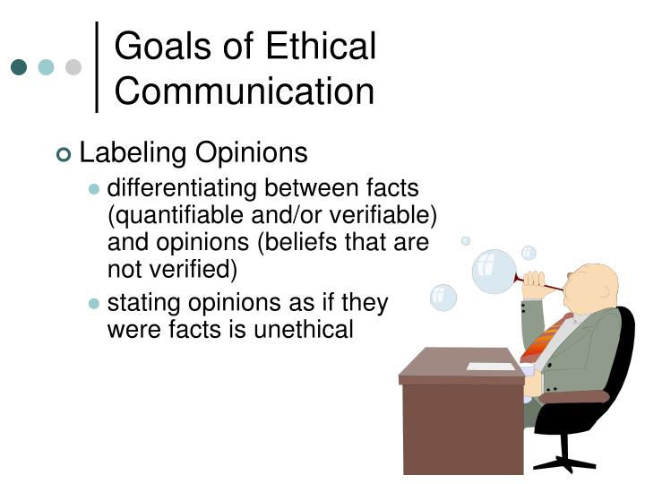 ethics in business communications Recent initiatives in business curricula have included emphases on global business communication and ethics combines these issues by comparing the ethical.