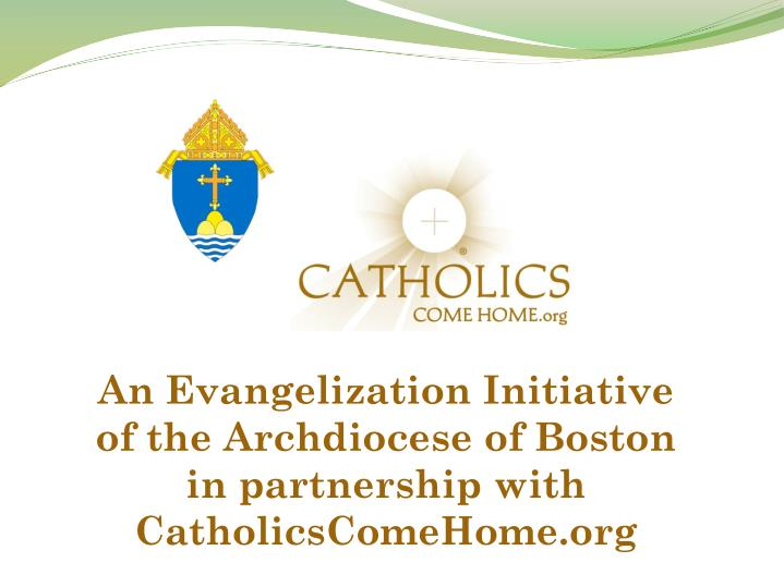 An Evangelization Initiative