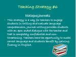 teaching strategy 6