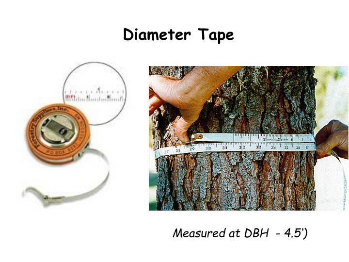 Diameter Tape