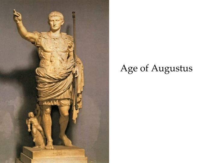 the life and accomplishments of caesar augustus Caesar augustus' accomplishments caesar augustus brought organization, order, and stability to the roman world his establishment of a professional army ensured that insurrections were put down quickly he changed the way governors were appointed in the provinces, which reduced greed and extortion.