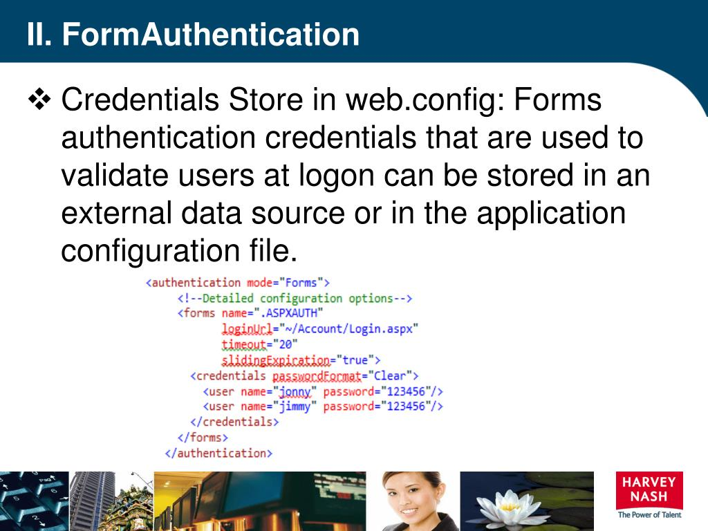 PPT - ASP NET SECURITY PowerPoint Presentation - ID:2752886