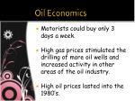 oil economics1