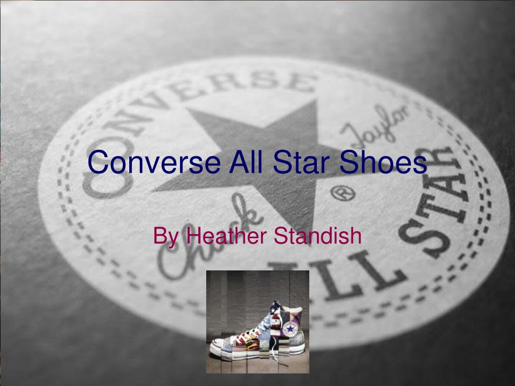 Converse Music Collaboration Style INTRO