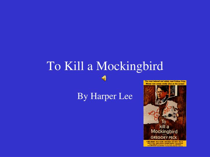 an introduction for to kill a mockingbird essay The most important theme of the novel to kill a mockingbird is the author discrimination and prejudice to kill a mockingbird disclaimer: this essay has.